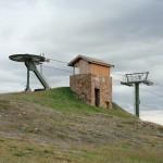 Mt Hotham Summit chair lift - top