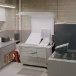 A Heidelberg B3 offset Lithography Printing Press