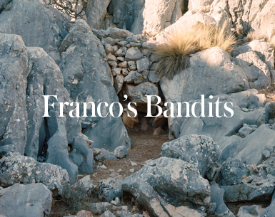 FRANCO'S BANDITS PROJECT THUMBNAILS