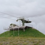 Mt Hotham Road Runner chair lift